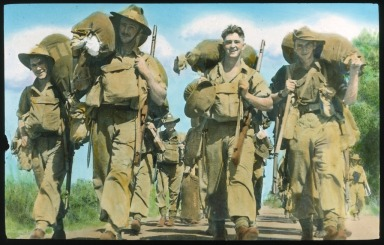 Australian Army soliders