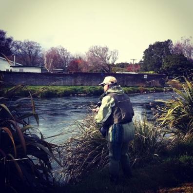 Fishing Rotorua
