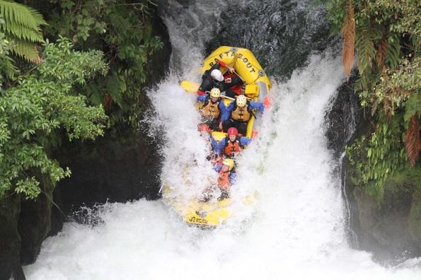 Whitewater Rotorua