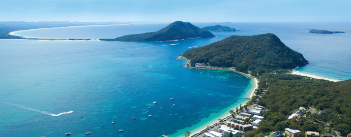 Shoal Bay, Port Stephens