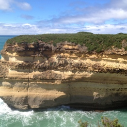 12 Apostles of the Victorian Coastline