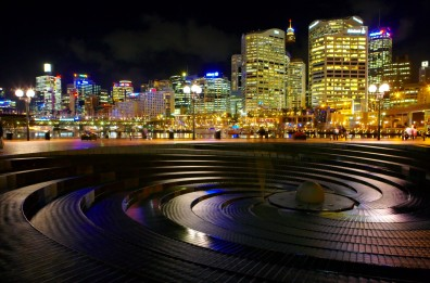 Sydney Swirl